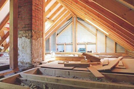 Tetőtér beépítés szabályai 2020