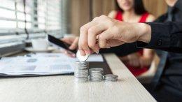 pénzügyi megtakarítás